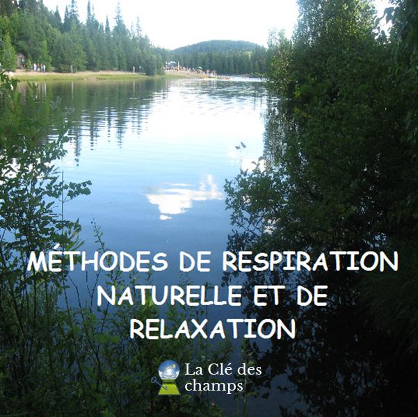 CD Méthode de respiration naturelle et de relaxation