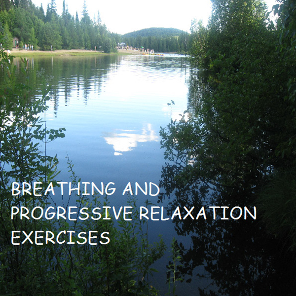 CD/MP3 Breathing and Progressive Relaxation Exercises