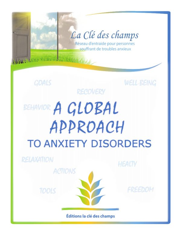 A Global Approach to Anxiety Disorders