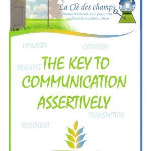 The Key to Communication Assertively