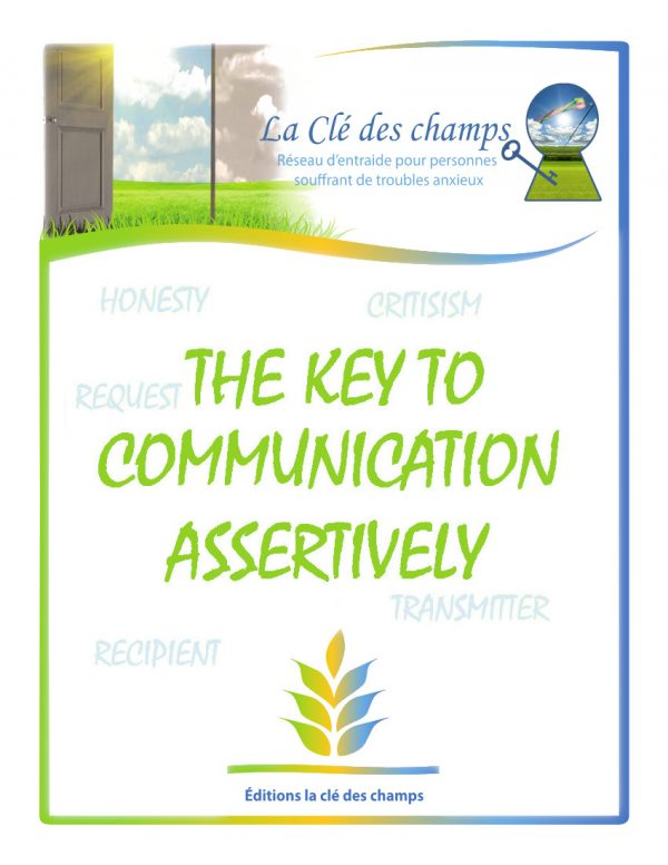 The Key to Communication Assertively