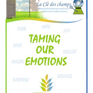 Taming our Emotions