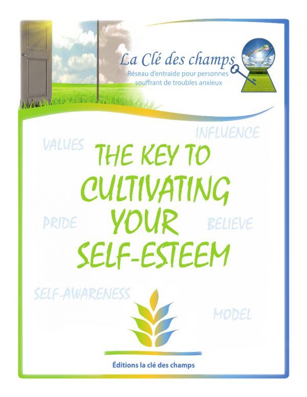 The Key to Cultivating your Self-Esteem
