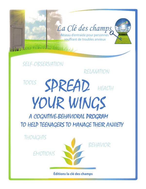 Spread Your Wings! A Cognitive-Behavioral Programme to Help Teenagers Manage Anxiety